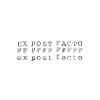Ex Post Facto logo